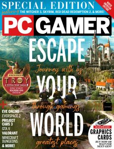 PC Gamer USA – September 2020