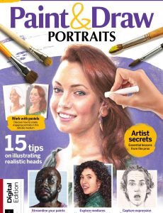 Paint & Draw Portraits – First Edition 2020
