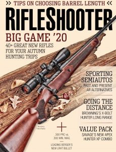 Petersen's RifleShooter – July 2020