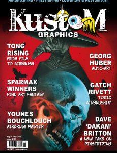 Pinstriping & Kustom Graphics – August-September 2020
