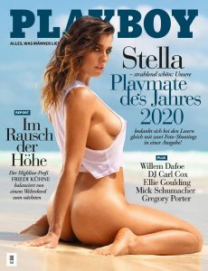 Playboy Germany – August 2020
