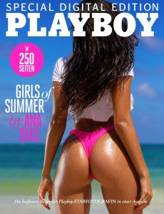 Playboy Germany Special Digital Edition – Girls of Summer by Anna Dias – 2020