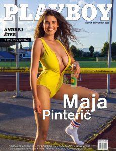Playboy Slovenia – avgust 2020