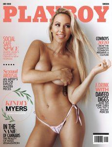 Playboy Sweden – July 2020