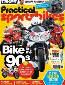 Practical Sportsbikes – August 2020