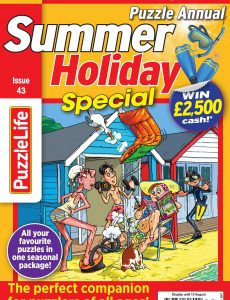PuzzleLife Puzzle Annual Special – 16 July 2020