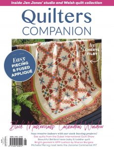 Quilters Companion – July 2020