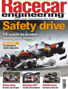 Racecar Engineering – August 2020