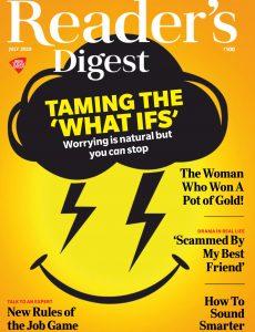Reader's Digest India – July 2020