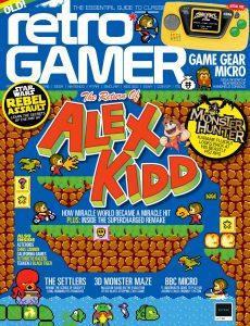 Retro Gamer UK – Issue 209, 2020