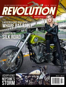 Revolution Motorcycle – Spring 2019