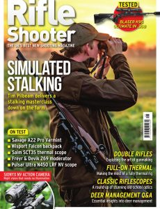 Rifle Shooter – August 2020