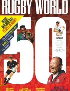 Rugby World – August 2020
