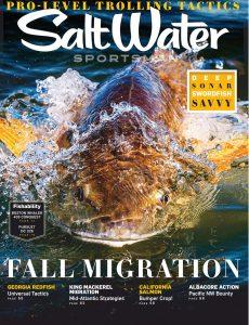 Salt Water Sportsman – August 2020