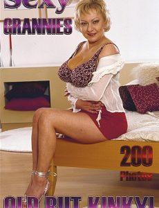 Sexy Grannies Adult Photo Magazine – July 2020