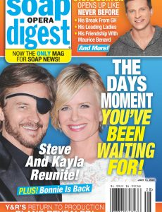 Soap Opera Digest – July 13, 2020
