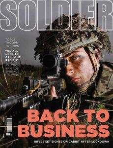 Soldier PDF Free Download