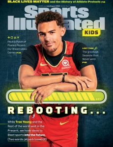Sports Illustrated Kids – July-August 2020
