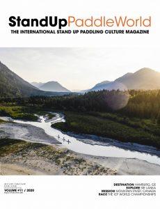 Stand Up Paddle World – July 2020