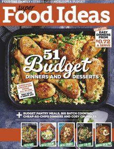 Super Food Ideas – August 2020