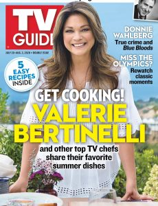 TV Guide – 20 July 2020