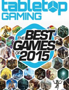 Tabletop Gaming – The Best Games Of 2015, 2020