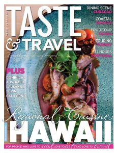 Taste and Travel International – July 2020