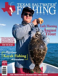 Texas Saltwater Fishing – August 2020