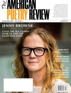 The American Poetry Review – July-August 2020