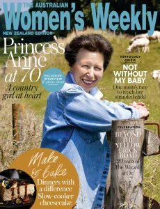 The Australian Women's Weekly New Zealand Edition – August 2020