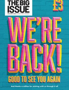 The Big Issue – July 06, 2020