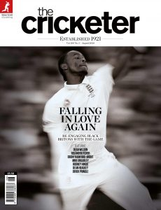 The Cricketer Magazine – August 2020