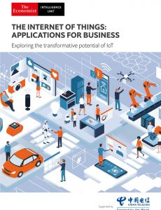 The Economist (Intelligence Unit) – The Internet of Things Applications for Business (2020)