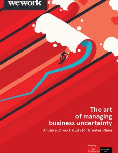 The Economist (Intelligence Unit) – WeWork, The art of managing business uncertainty (2020)