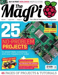 The MagPi – August 2020