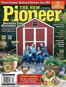 The New Pioneer – Fall 2020