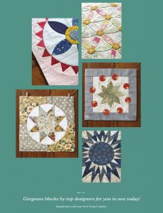 Today's Quilter – August 2020