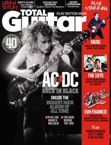 Total Guitar – August 2020