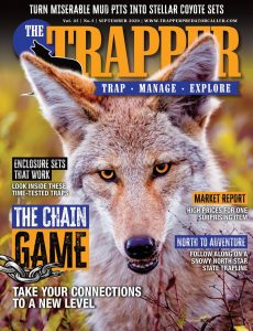 Trapper & Predator Caller – September 2020