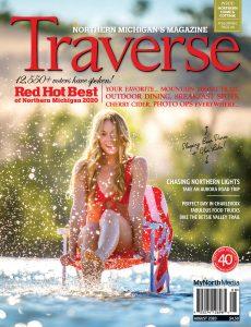 Traverse, Northern Michigan's Magazine – August 2020