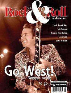UK Rock & Roll Magazine -July 2020