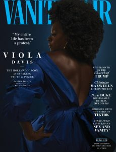Vanity Fair USA – July-August 2020