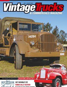 Vintage Trucks & Commercials – July-August 2020