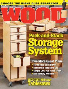 WOOD Magazine – September 2020