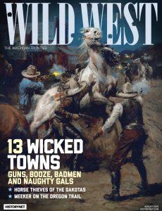 Wild West – August 2020
