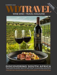 Wine Dine & Travel – Summer 2020