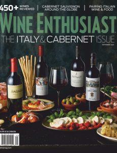 Wine Enthusiast – September 2020