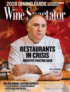 Wine Spectator – July 31, 2020