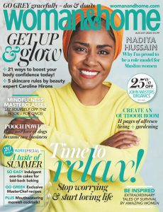 Woman & Home UK – August 2020