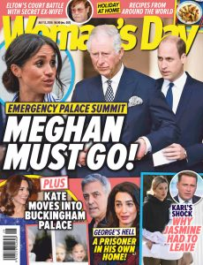 Woman's Day New Zealand – July 13, 2020